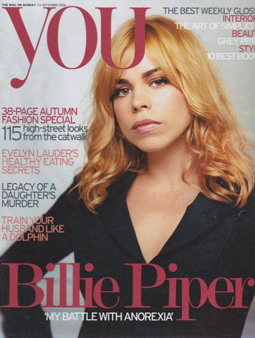 You Magazine - Billie Piper