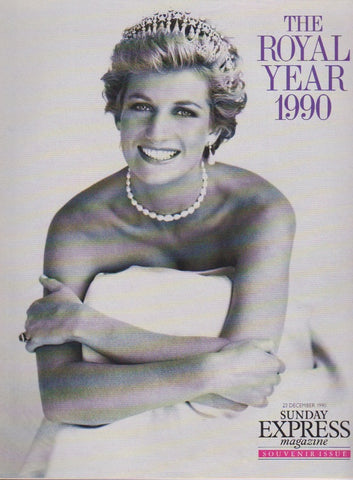 Express Magazine - Princess Diana