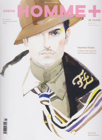 Arena Homme + Magazine 51 - David Downton