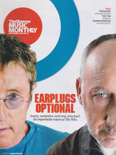 Observer Music Magazine - 37 - The Who