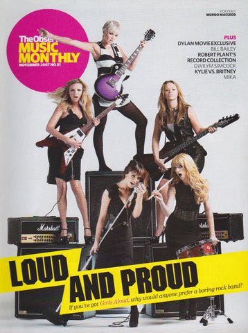 Observer Music Magazine - 51 - Girls Aloud