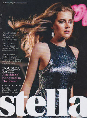 Stella Magazine - Amy Adams