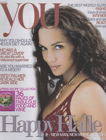 You Magazine - Halle Berry