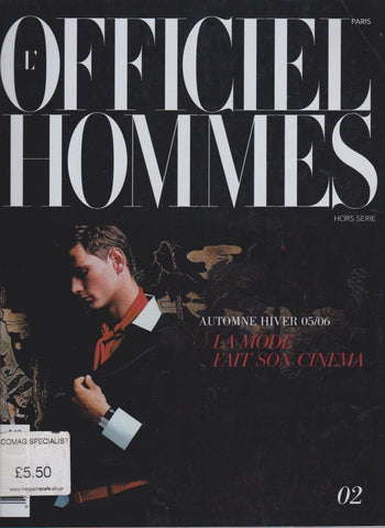 L'Officiel Hommes Magazine - 2005