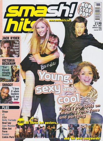 Smash Hits Magazine 2002 - Various