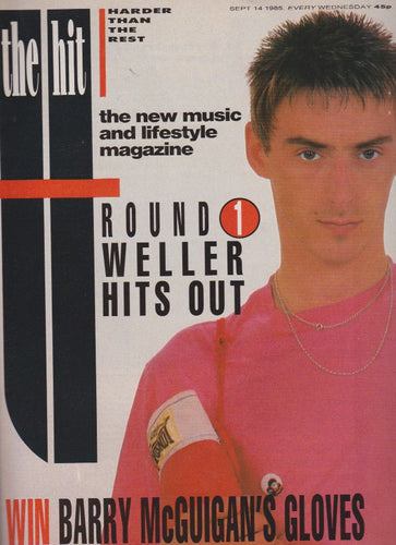 The Hit Magazine - Paul Weller