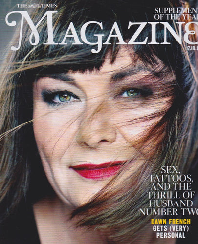 The Times Magazine - Dawn French