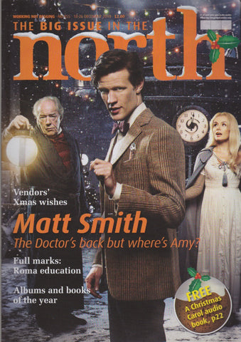 The Big Issue Magazine - Matt Smith