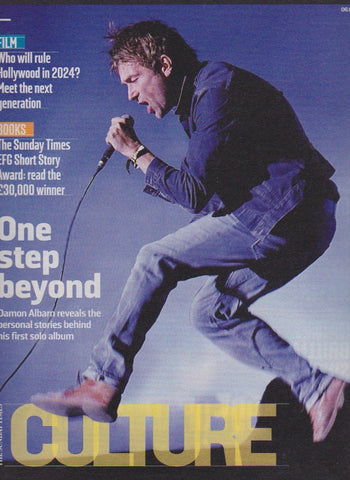 Culture Magazine - Damon Albarn