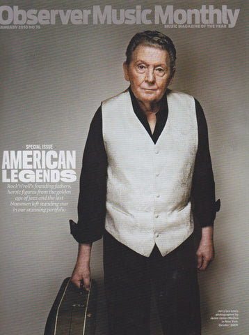 Observer Music Magazine - 76 Jerry Lee Lewis