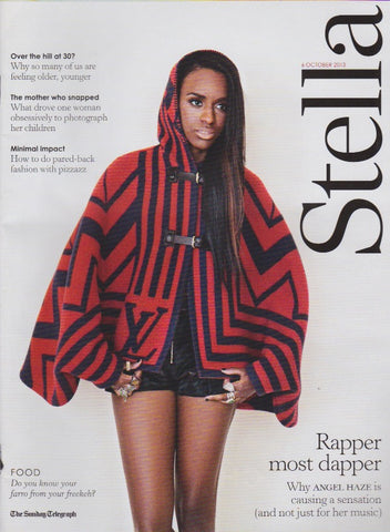 Stella Magazine - Angel Haze