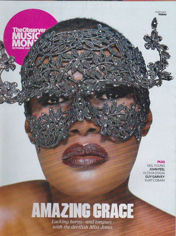 Observer Music Magazine - Grace Jones
