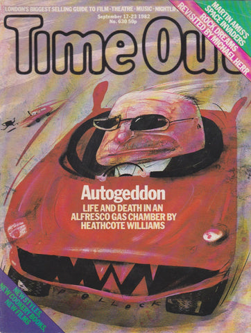 Time Out Magazine - Ian Pollock