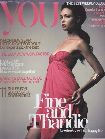 You Magazine - Thandie Newton