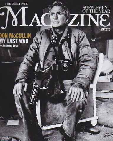 The Times Magazine - Don McCullin
