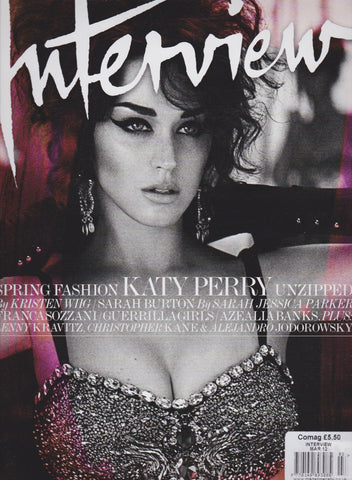 Interview Magazine - Katy Perry