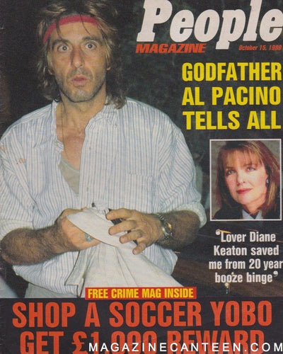 People Magazine - Al Pacino