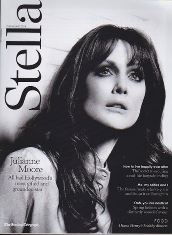 Stella Magazine - Julianne Moore