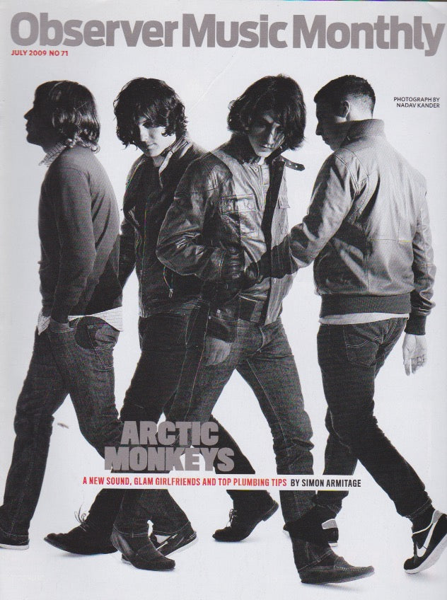 Observer Music Magazine - 71 - The Arctic Monkeys