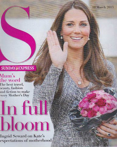 Express Magazine - Kate Middleton