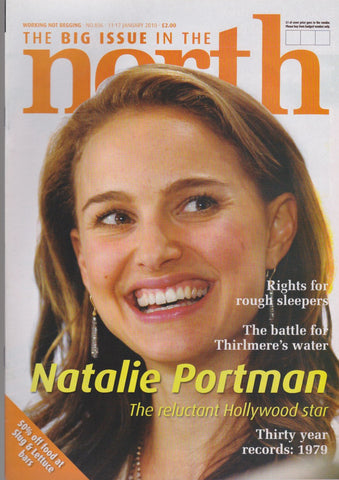 The Big Issue Magazine - Natalie Portman