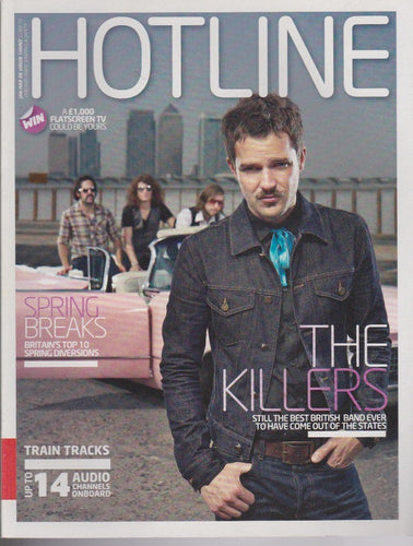 Hotline Magazine - The Killers