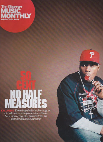 Observer Music Magazine - 24 - 50 Cent