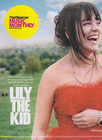 Observer Music Magazine - 33 - Lily Allen