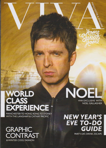 Viva Magazine - Noel Gallagher Oasis