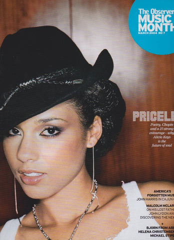 Observer Music Magazine - 7 - Alicia Keys