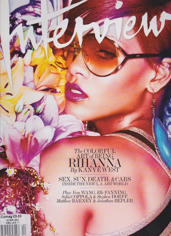 Interview Magazine - Rihanna