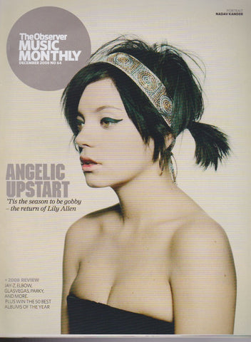 Observer Music Magazine - 64 - Lily Allen