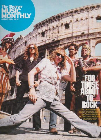 Observer Music Magazine - 12 The Darkness