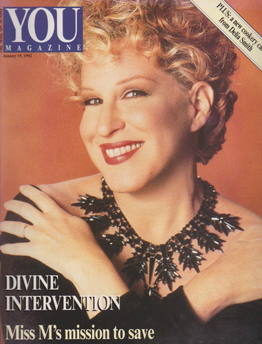 You Magazine - Bette Midler