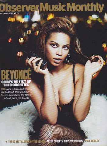 Observer Music Magazine - 75 - Beyonce