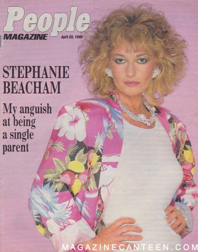 People Magazine - Stephanie Beacham