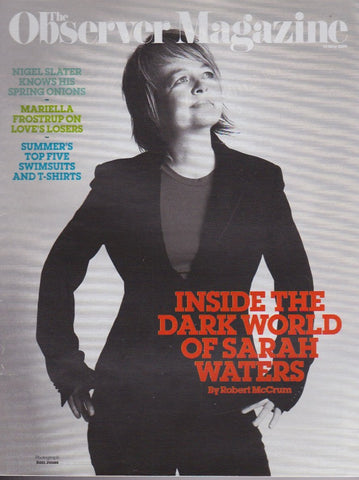 Observer Magazine - Sarah Waters