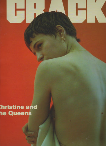 Crack Magazine - Christine and The Queens