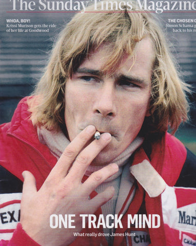 The Sunday Times - James Hunt