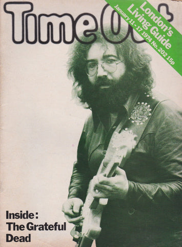 Time Out Magazine - The Grateful Dead