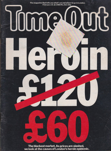 Time Out Magazine - Heroin