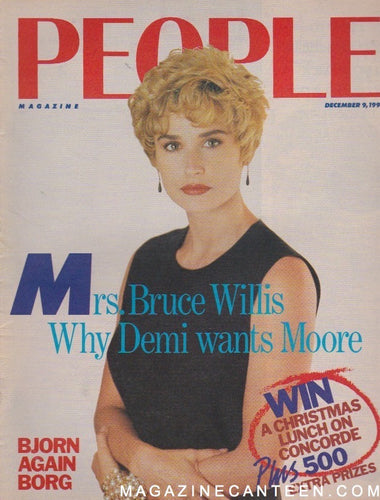 People Magazine - Demi Moore