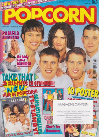 Popcorn Magazine - Take That