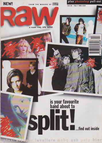Raw Magazine - Various