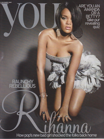 You Magazine - Rihanna