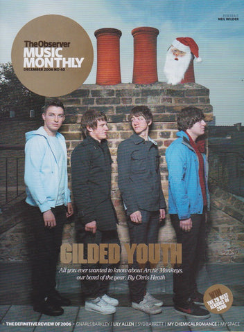 Observer Music Magazine - 40 - The Arctic Monkeys
