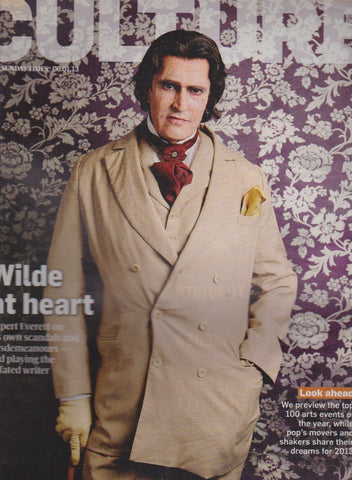 Culture Magazine - Rupert Everett