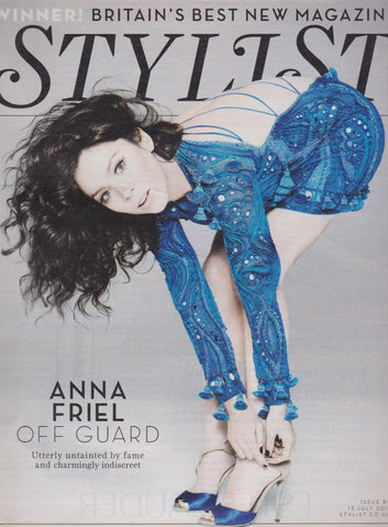 Stylist Magazine - Anna Friel