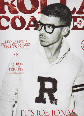 RollaCoaster Magazine - Joe Jonas