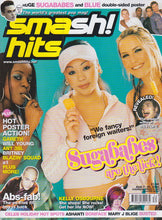Load image into Gallery viewer, Smash Hits Magazine 2002 - Sugababes